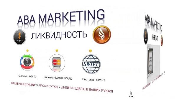 aba marketing функционал