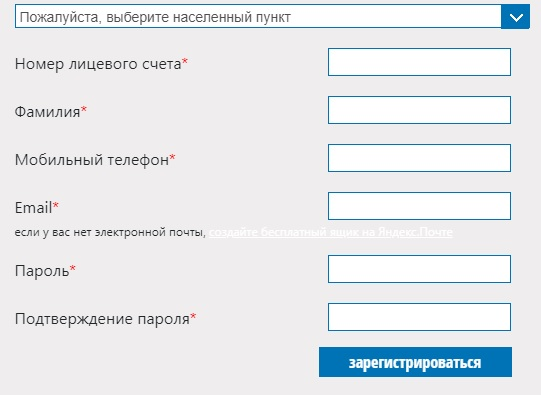 Щелковский водоканал регистрация