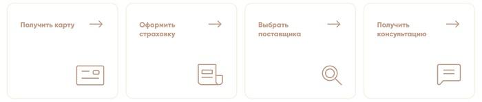 функционал аккаунта автокард