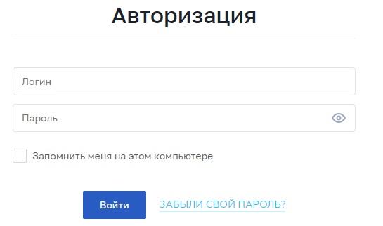 ИЦК РФ вход