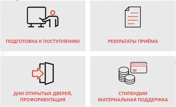 УрГПУ услуги