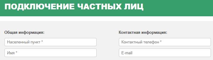 Виплайн заявка