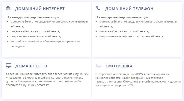 Livecomm услуги