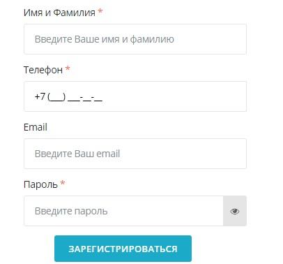 JCat регистрация