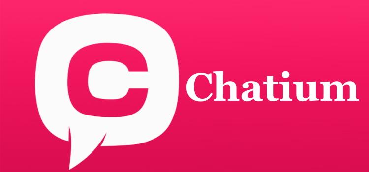 Chatium логотип