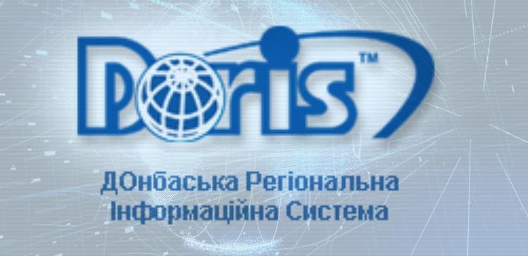 Логотип Дорис СПБ