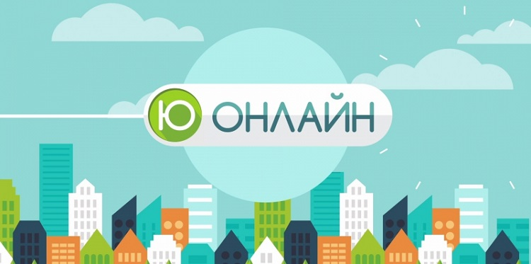 Ю Онлайн лого
