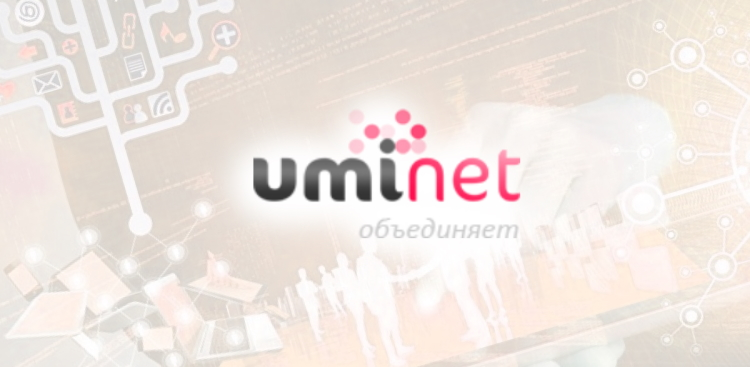 ЮмиНет логотип