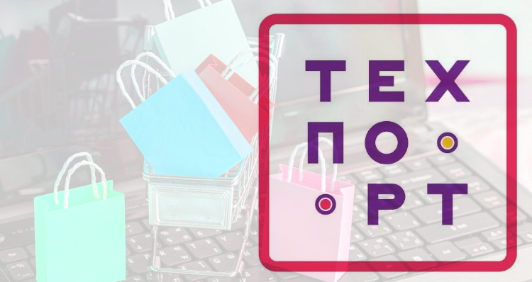 Техпорт логотип